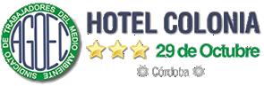 Hotel Colonia 29 de Octubre - Córdoba  - AGOEC